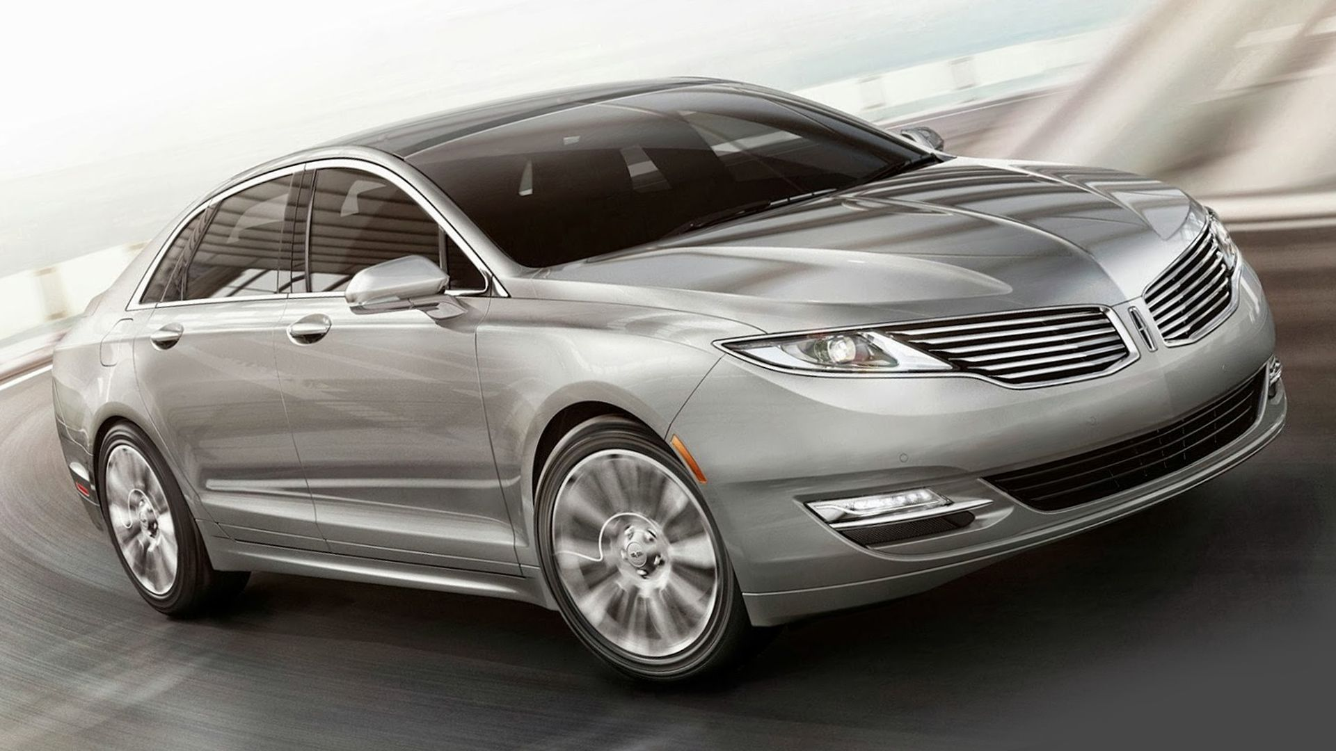 New 2018 Lincoln MKZ Exterior Redesign