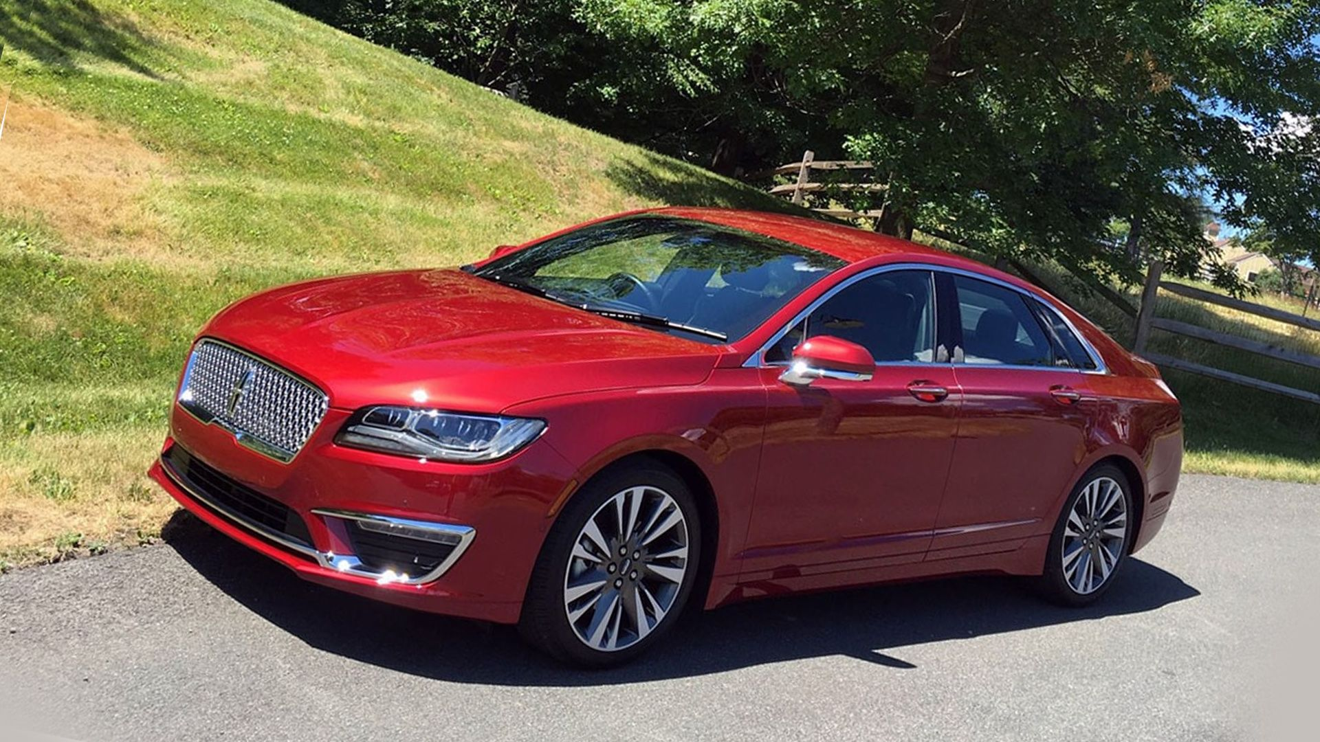 New 2018 Lincoln MKZ Price