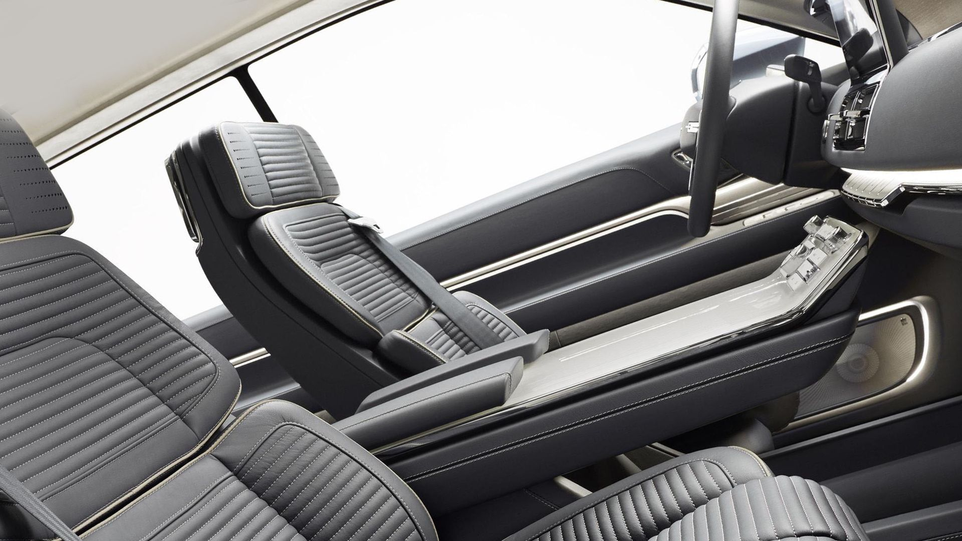 New 2018 Lincoln Navigator Interior Features