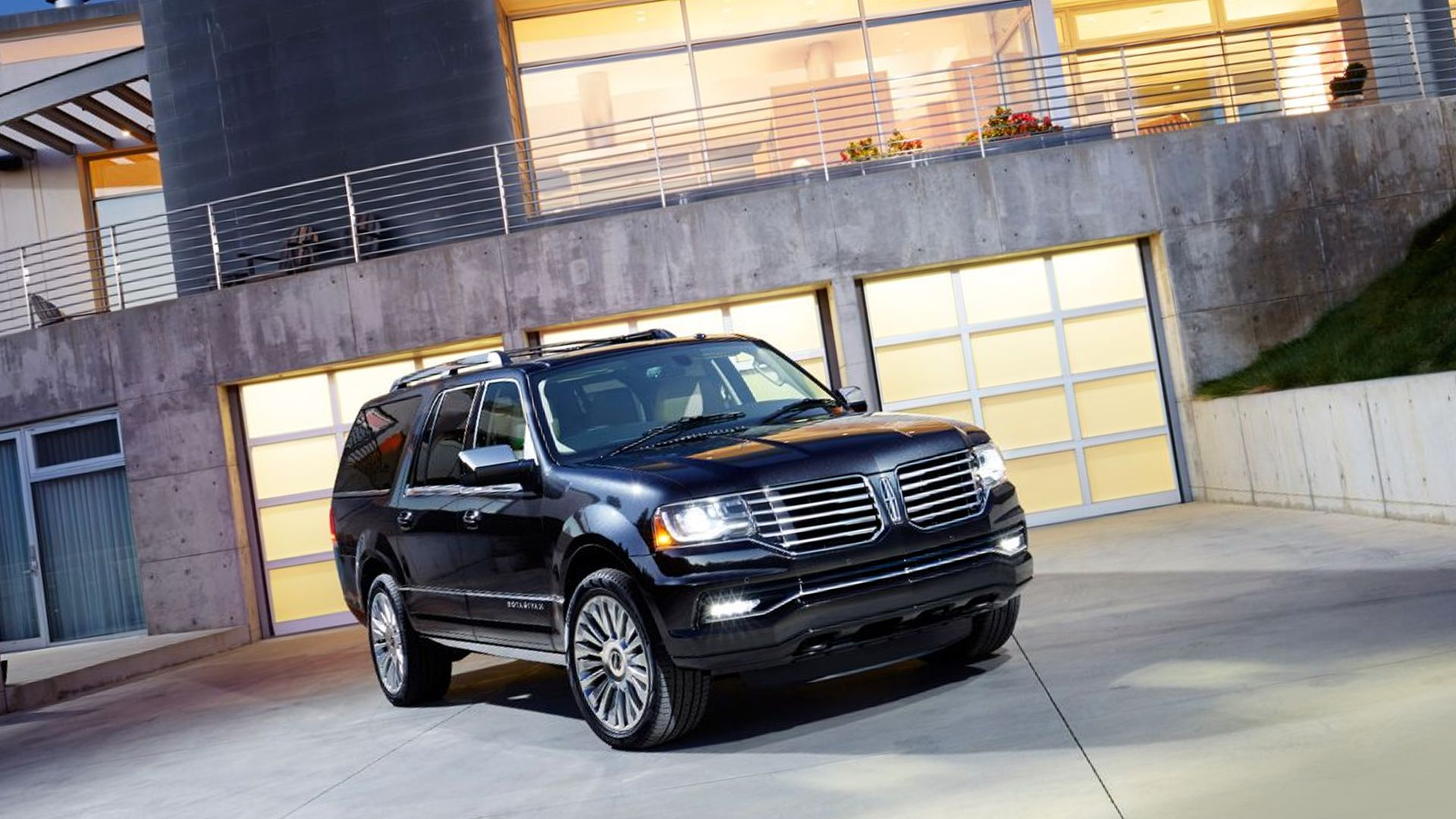 New 2018 Lincoln Navigator Price