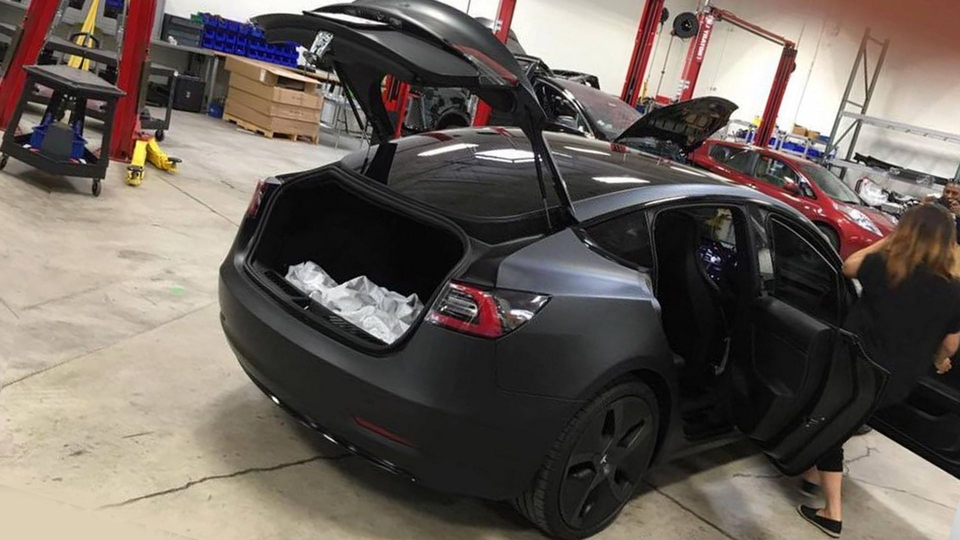 New 2018 Tesla Model 3 Engine Specs