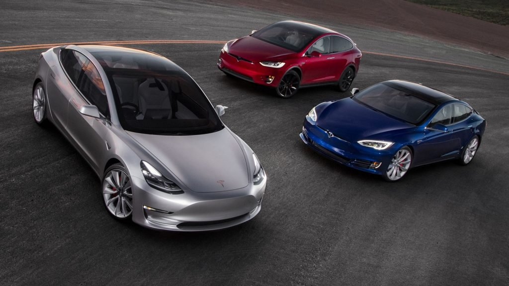 New 2018 Tesla Model 3 Exterior Redesign