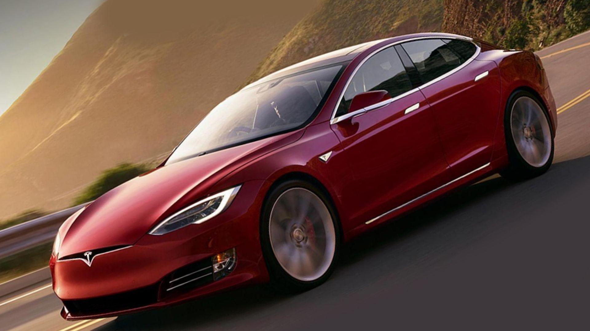 New 2018 Tesla Model S ESterior Redesign
