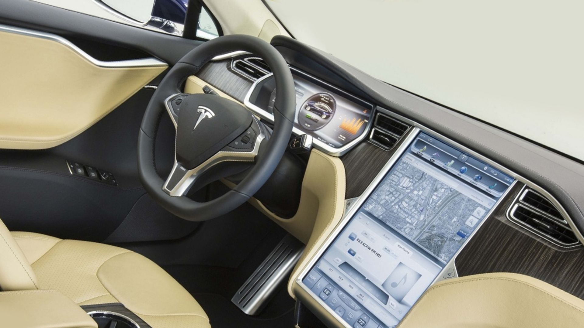 New 2018 Tesla Model S Interior Features