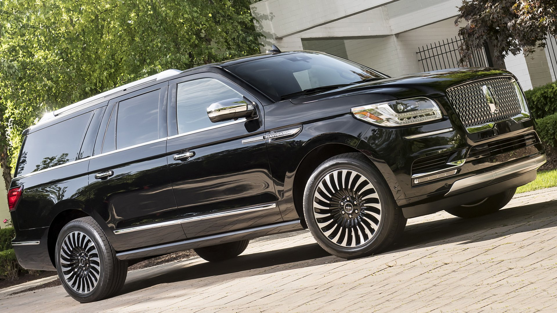 2019 Lincoln Navigator Pictures for Desktop HD