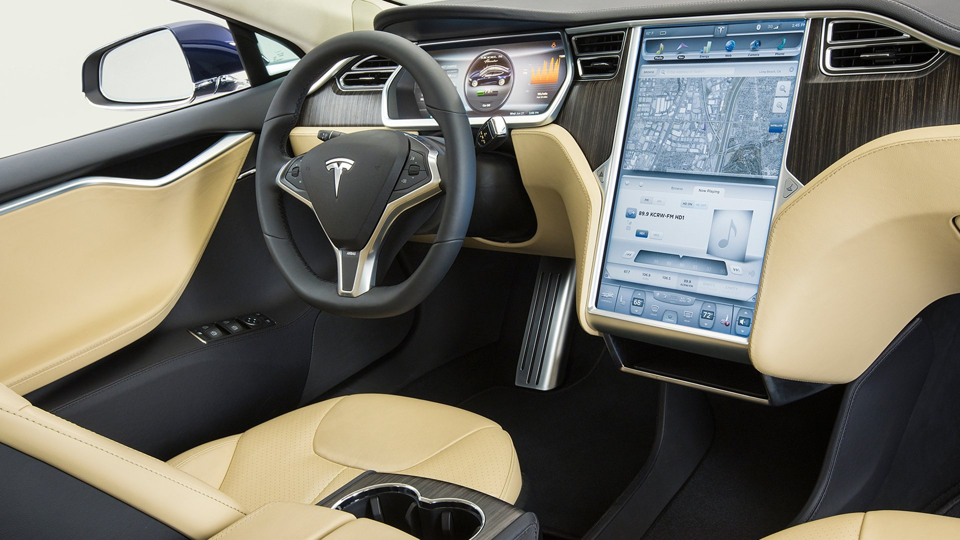 Interior Photos 2019 Tesla Model S HD