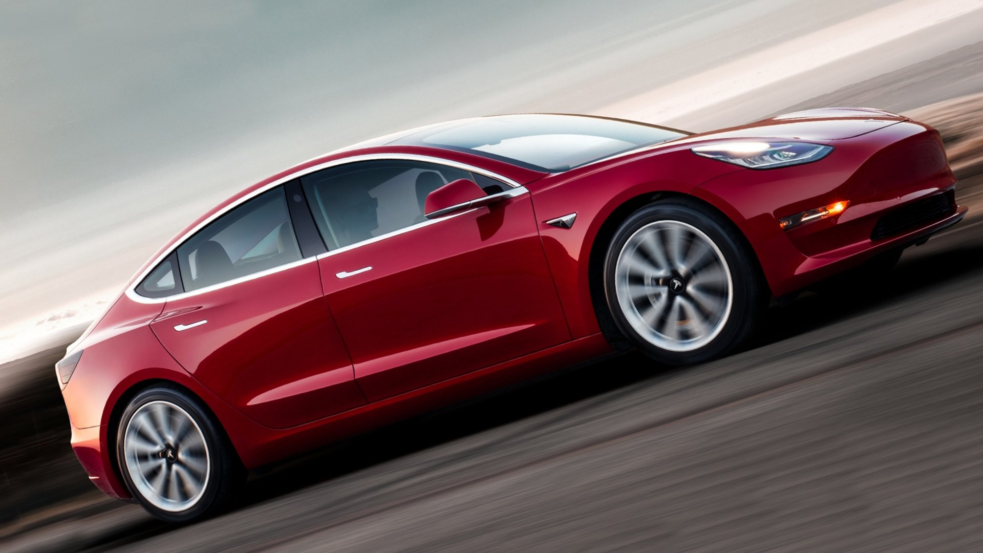Photo Gallery 2019 Tesla Model 3 HD