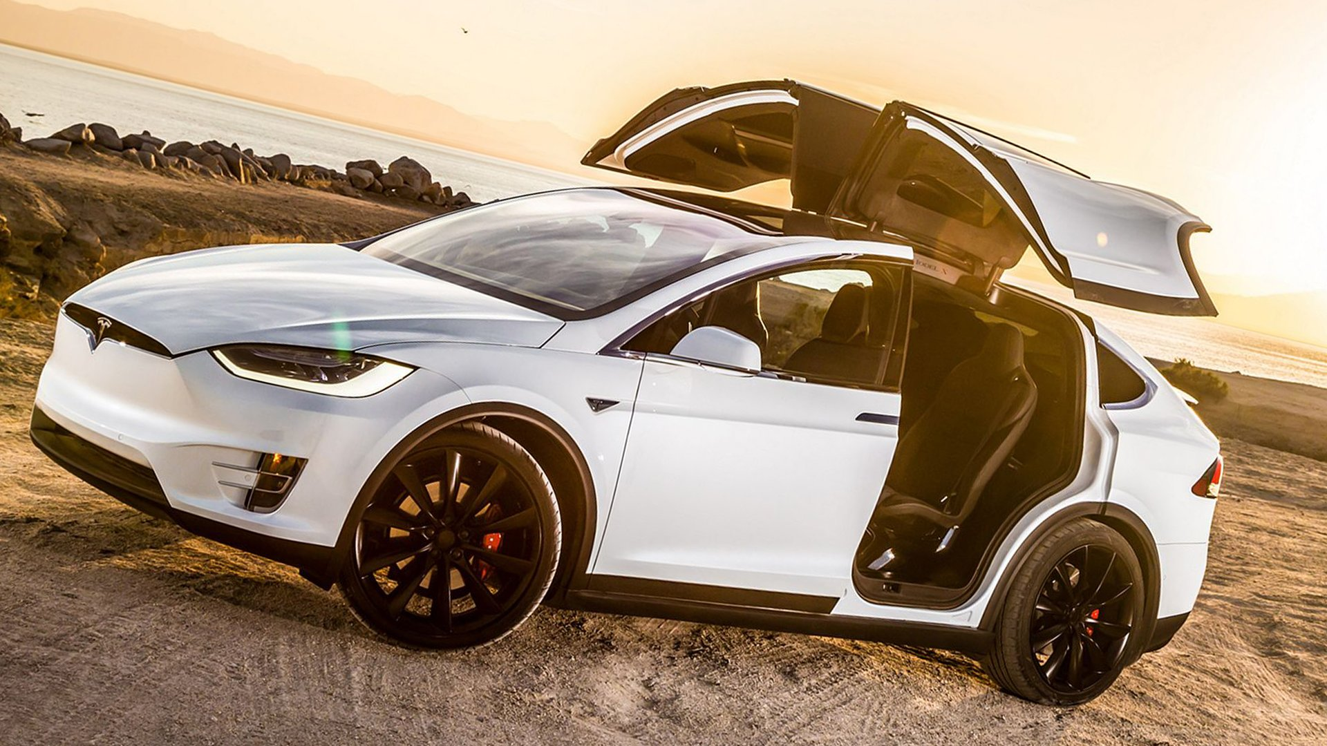 Pictures Tesla Model X HD