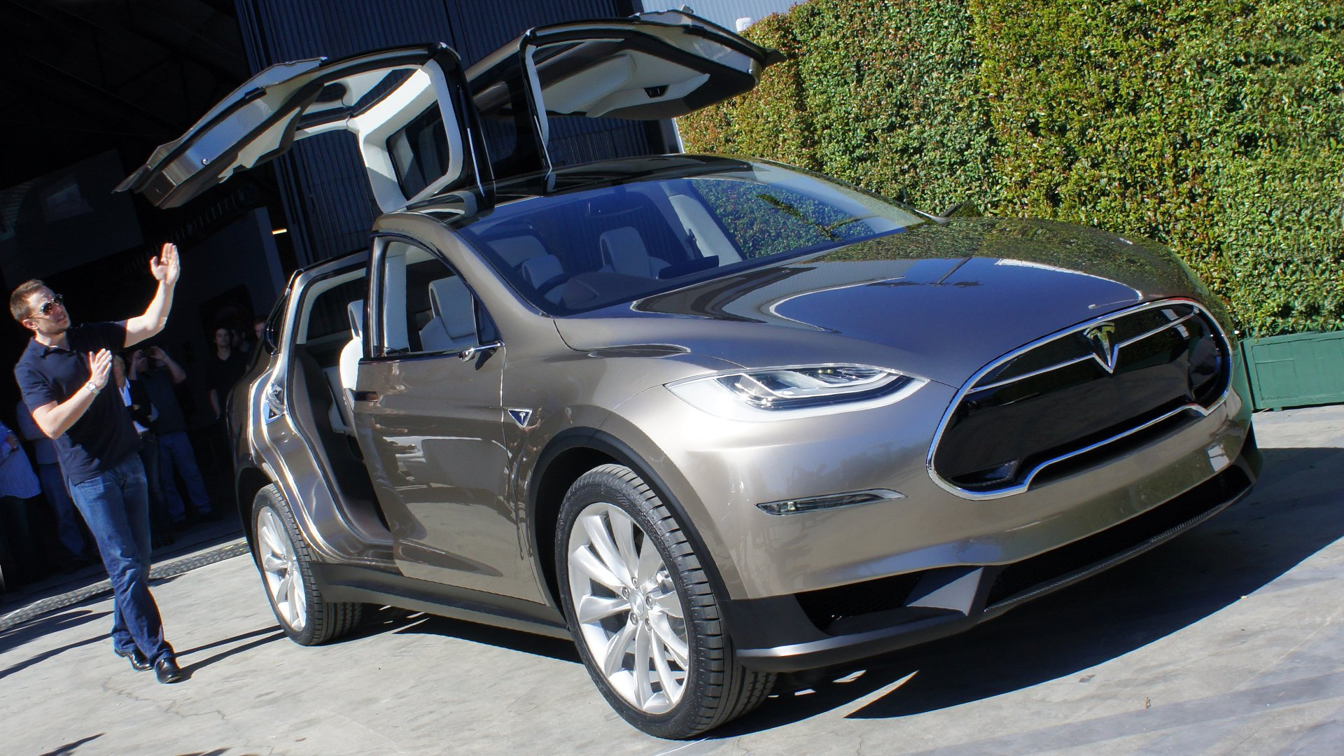 Price In Usa Tesla Model X 2019 Hd
