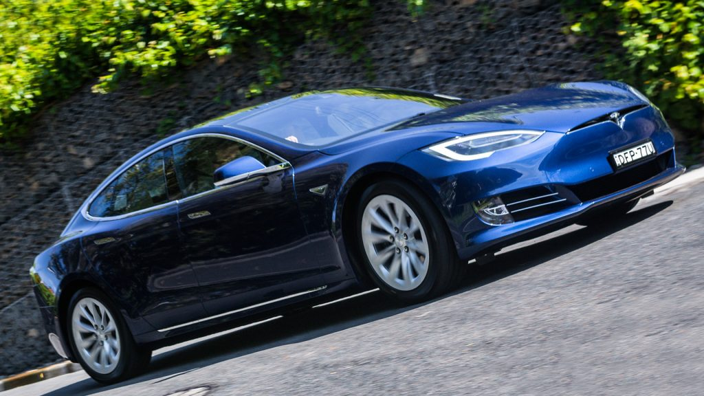 Tesla Model S Limited Edition HD