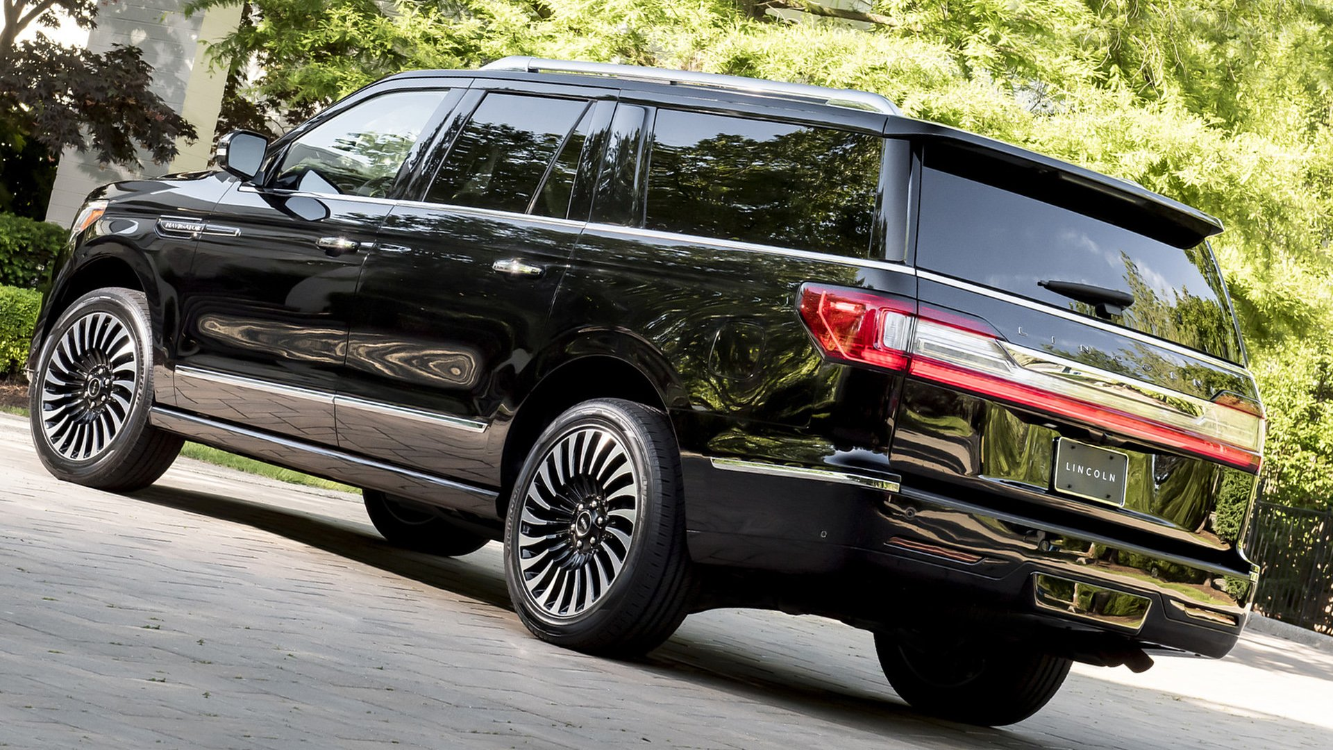 Turbo 2019 Lincoln Navigator HD