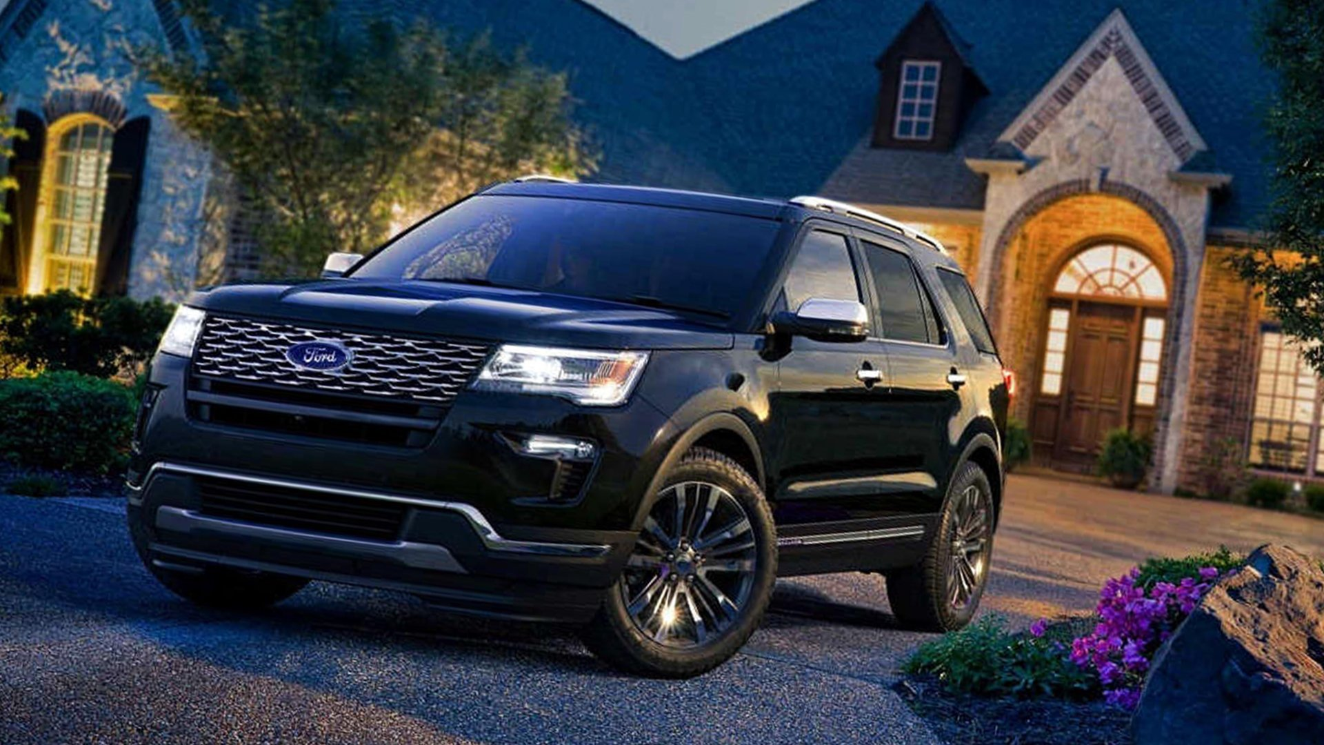 2018 Ford Explorer Sport Model HD