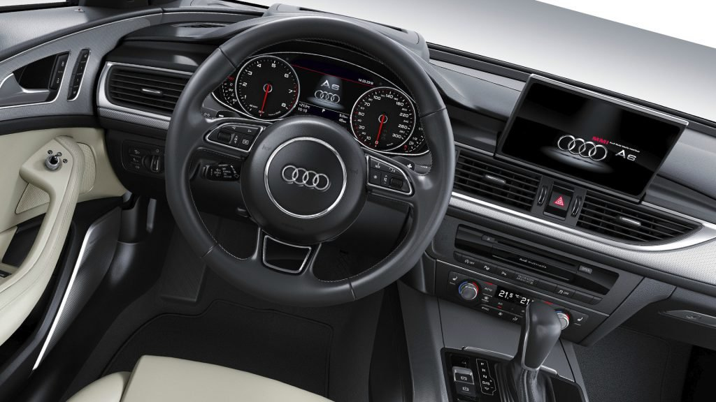Review 2019 Audi A6 Limousine Interior Design