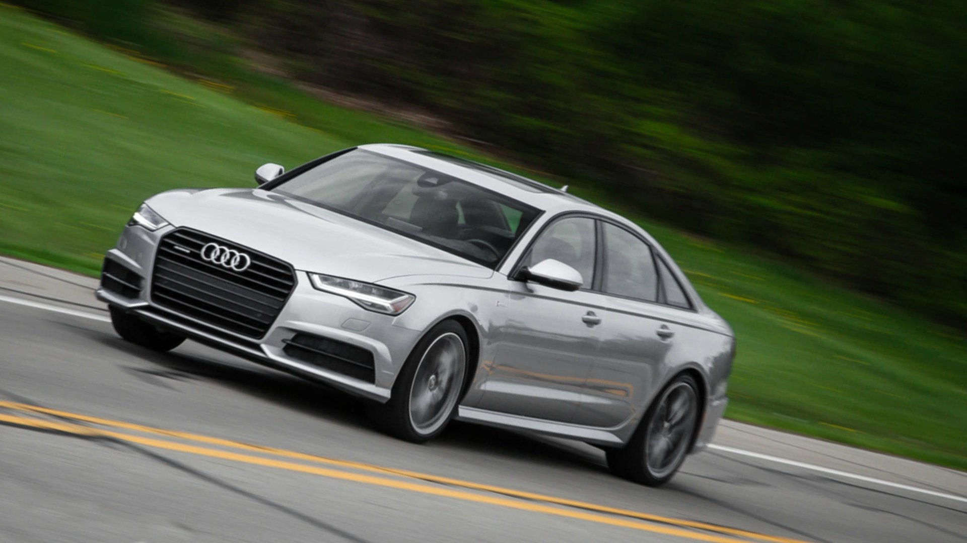 Review 2019 Audi A6 Limousine Redesign