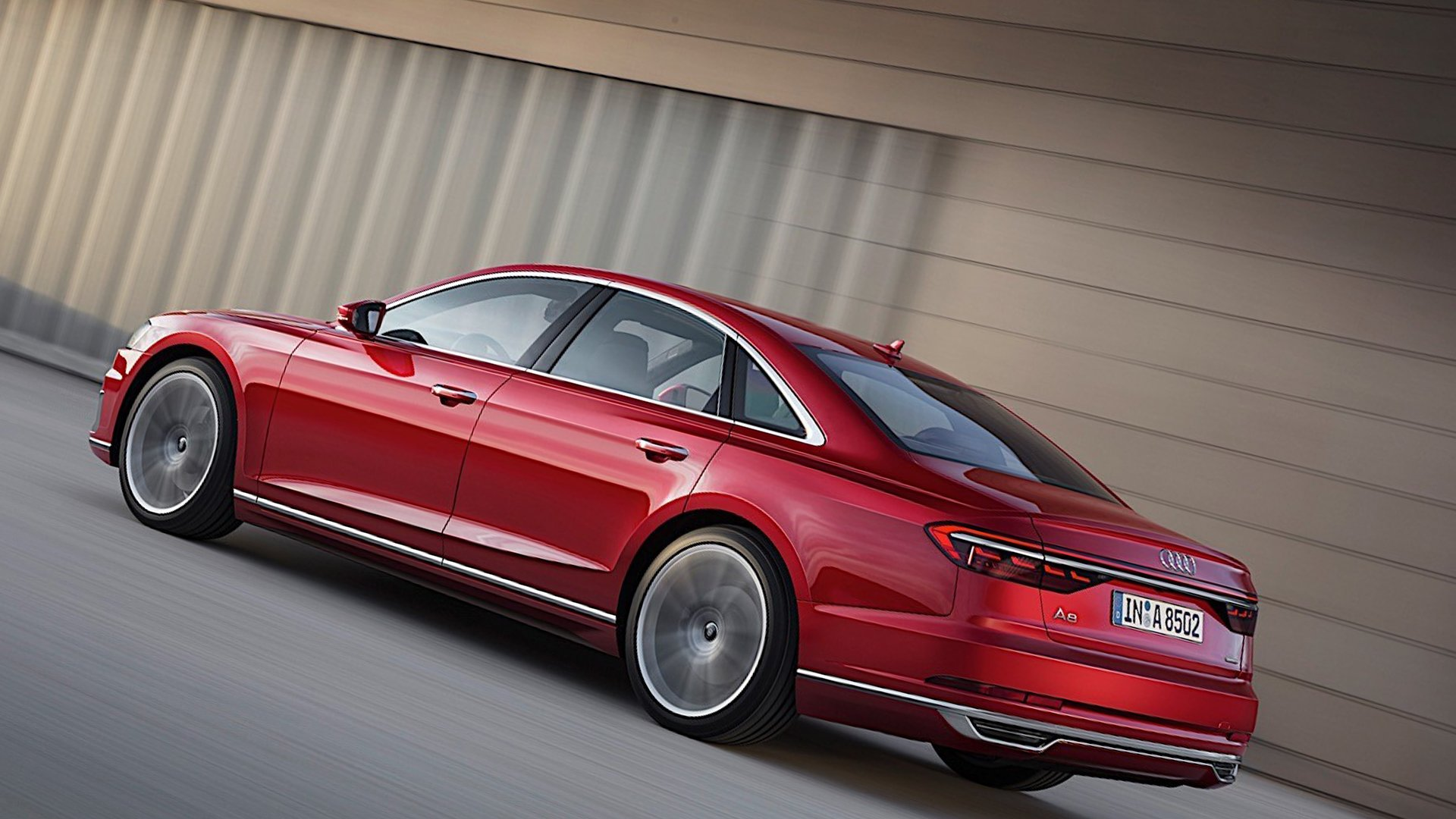 New Review 2019 Audi A8 First Pictures