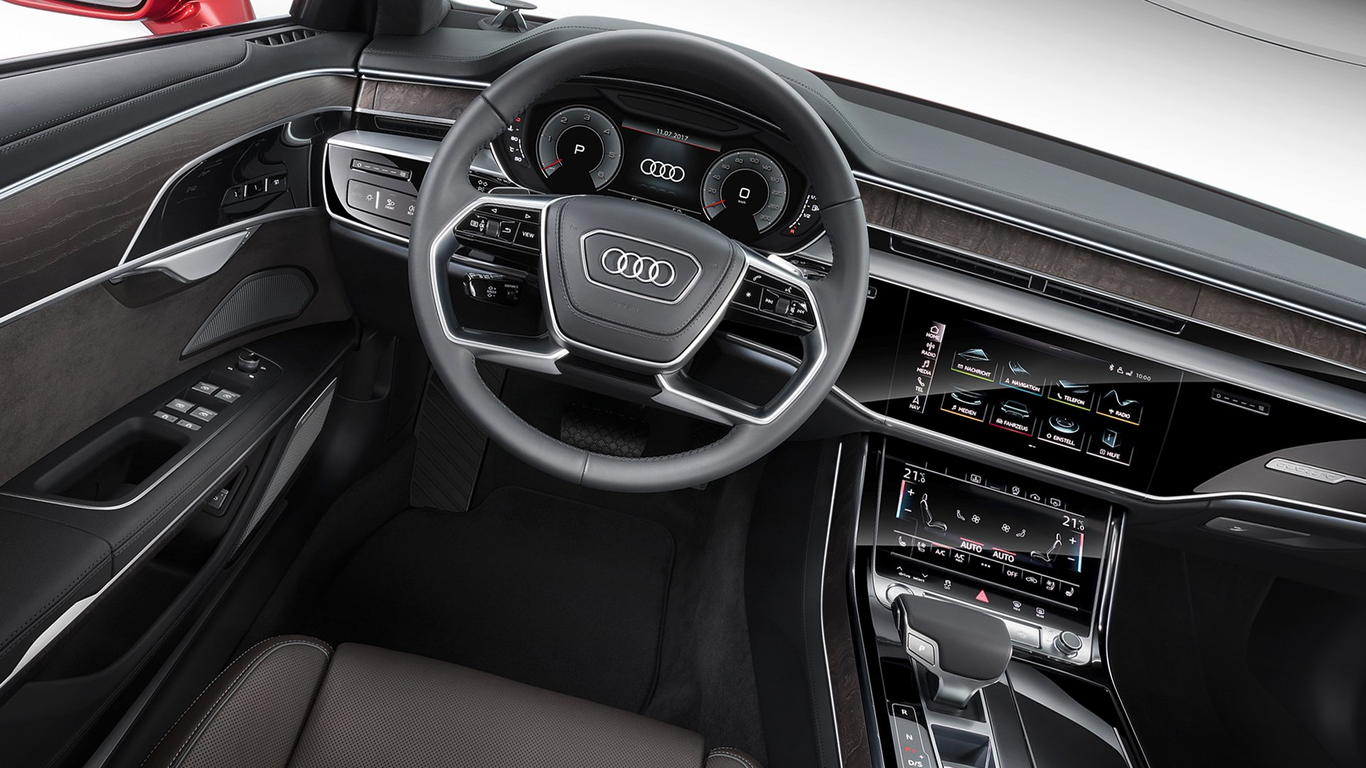 New Review 2019 Audi A8 Interior Design