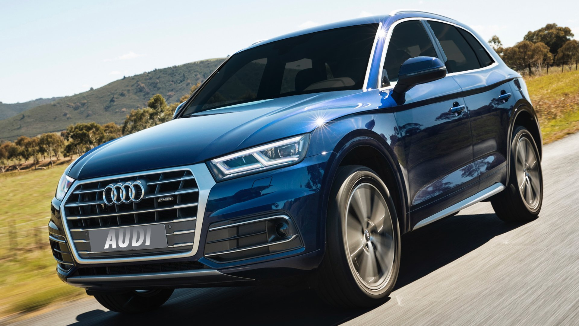 New Review 2019 Audi Q5 First Pictures