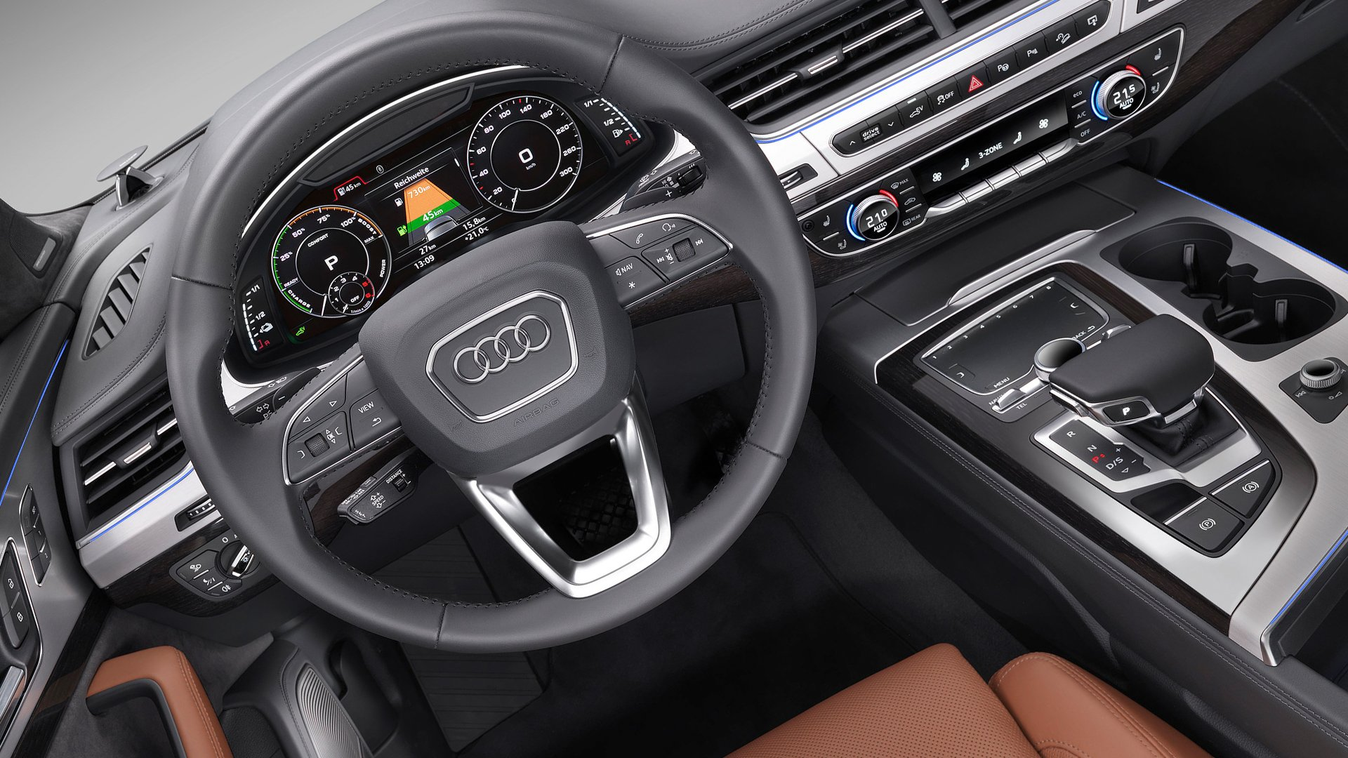 New Review 2019 Audi Q5 Interior Design