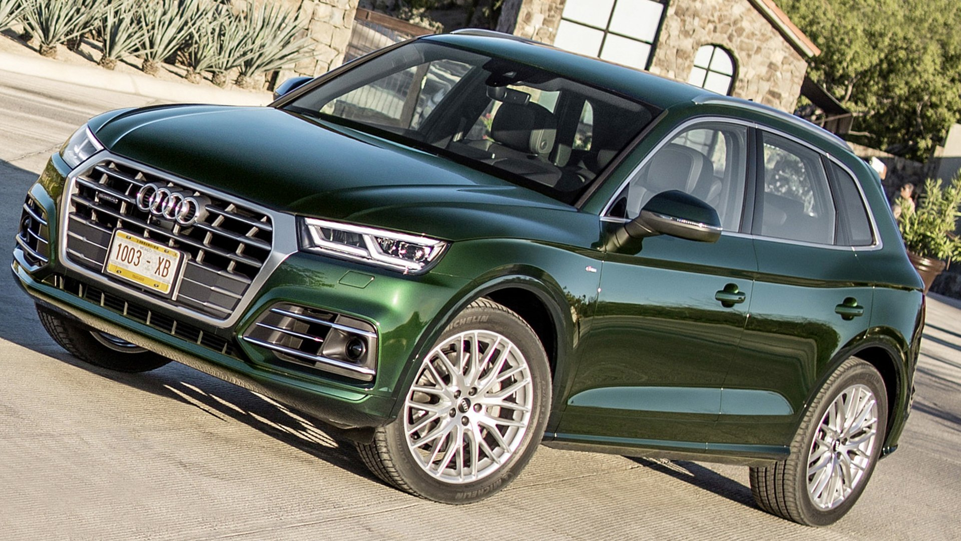 2019 Audi Q5 SUV in USA HD