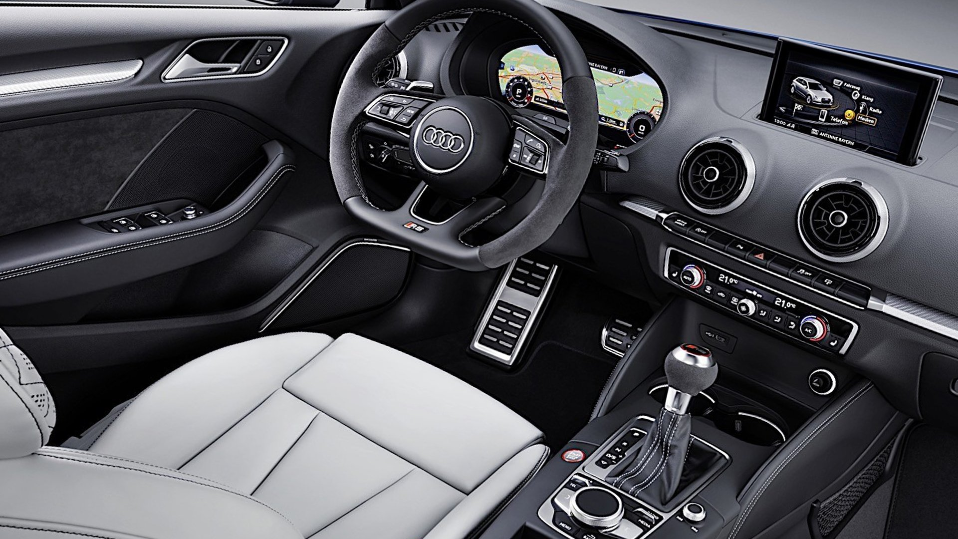 New Review 2019 Audi RS 7 Sportback Interior Design