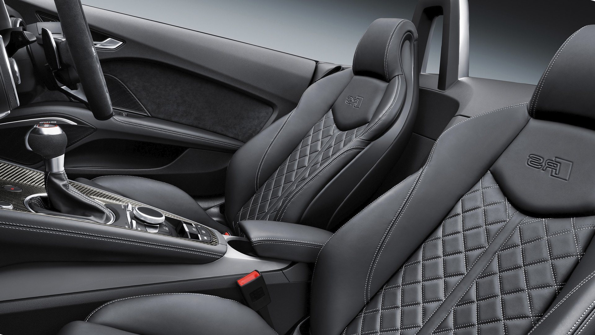 New Review 2019 Audi TT Interior Design
