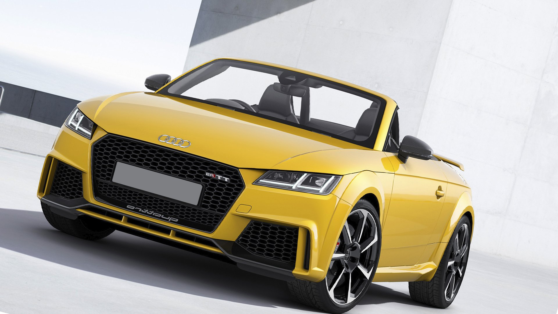 New 2019 Audi TT Review