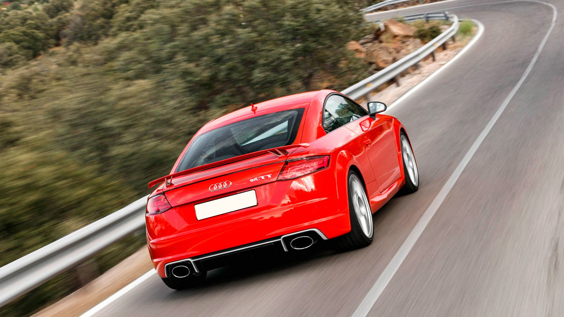 New Review 2019 Audi TT Wallpaper HD Desktop