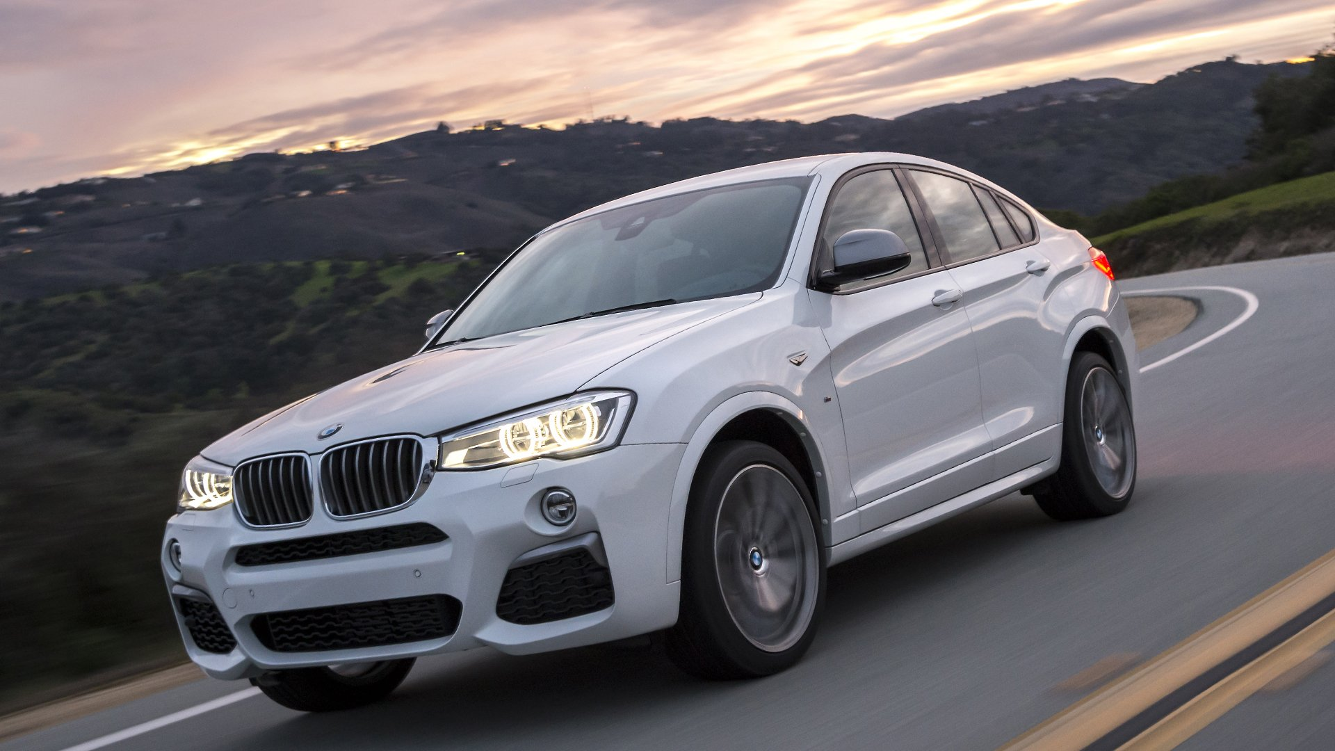 New 2019 BMW X4 Exterior Changes