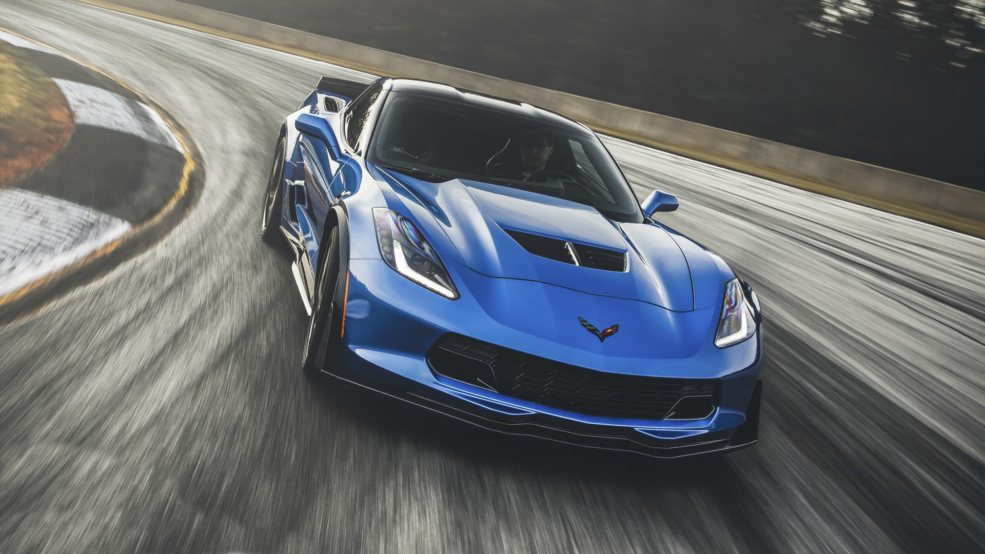 New 2019 Chevrolet Corvette Test Drive On Road