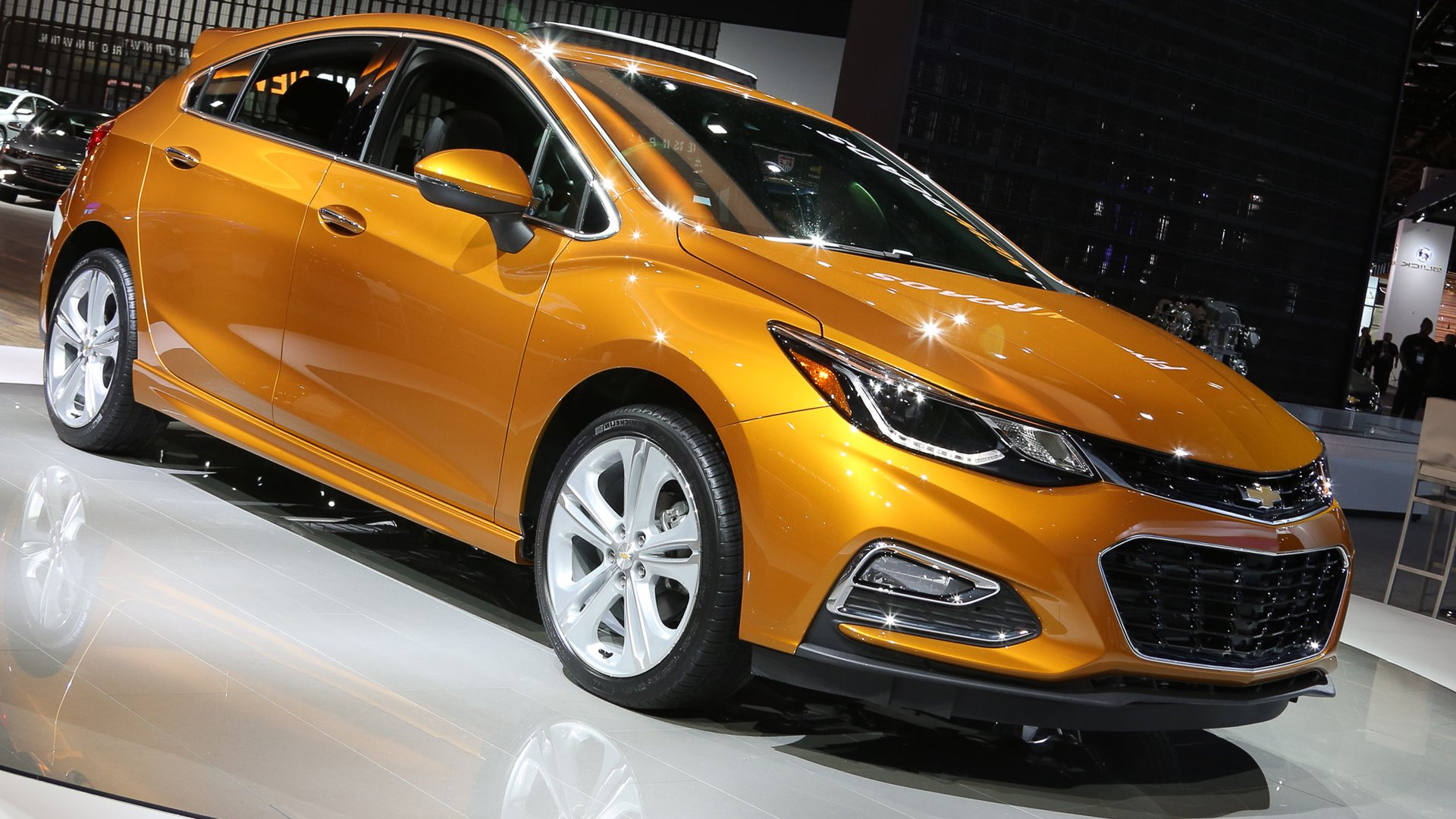 New 2019 Chevrolet Cruze Price