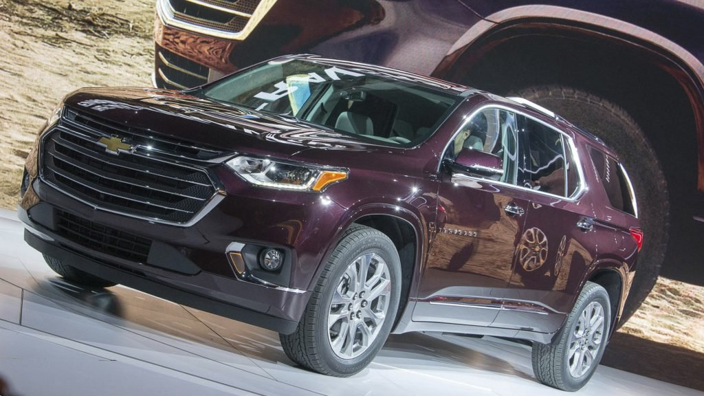 New 2019 Chevrolet Equinox First Pictures
