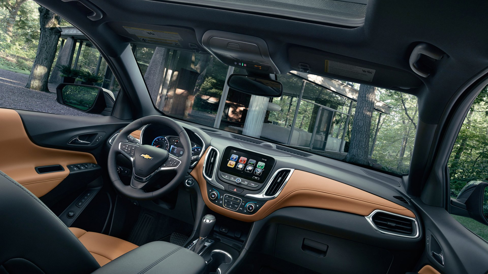 New 2019 Chevrolet Equinox Interior Design