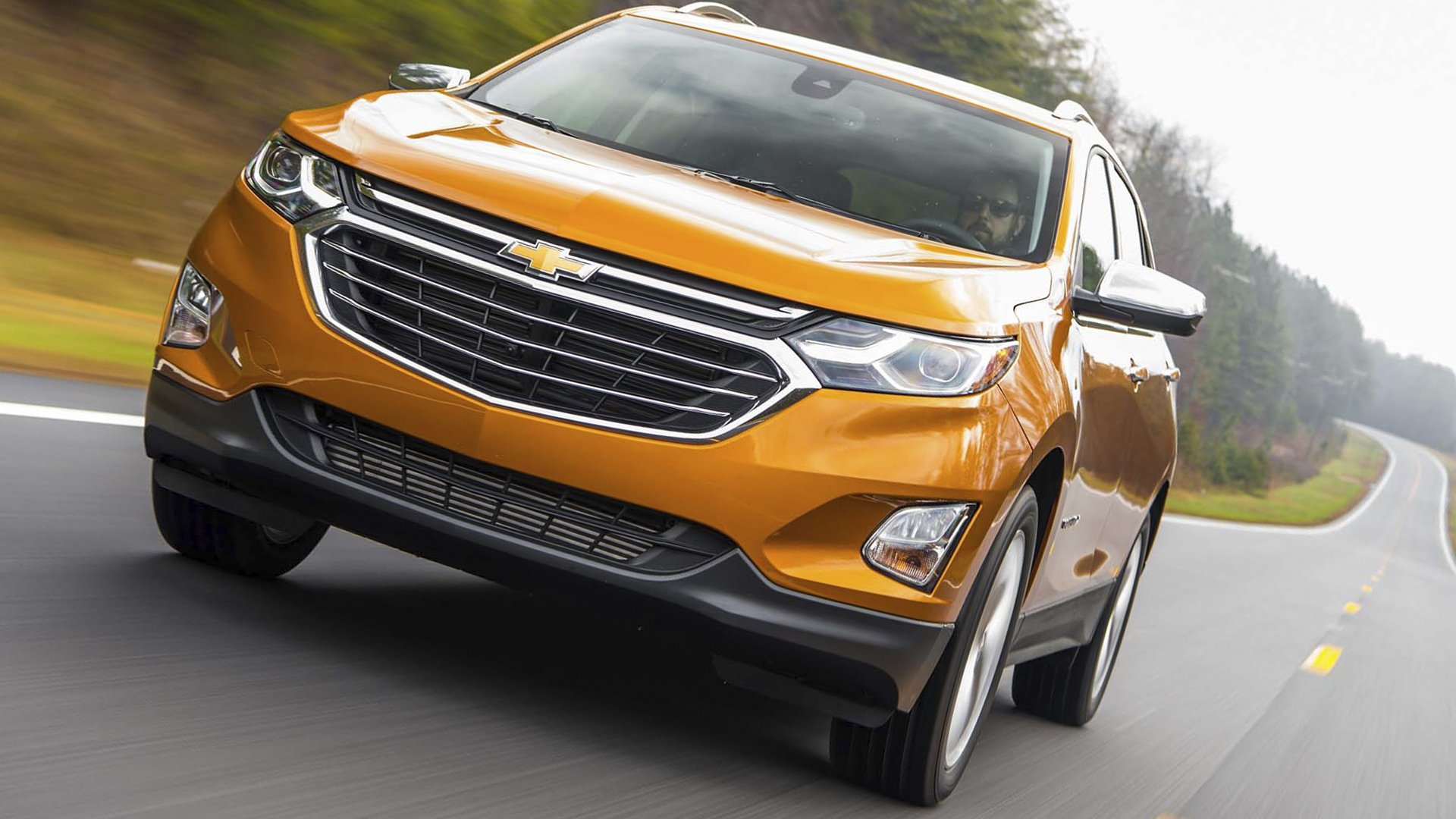 New 2019 Chevrolet Equinox Wallpaper HD Desktop