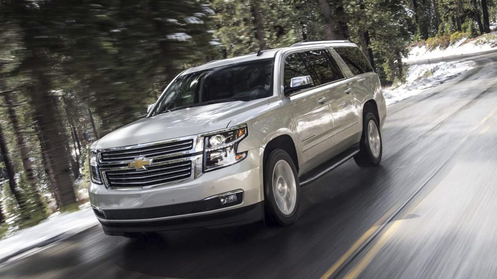 New 2019 Chevrolet Suburban Review