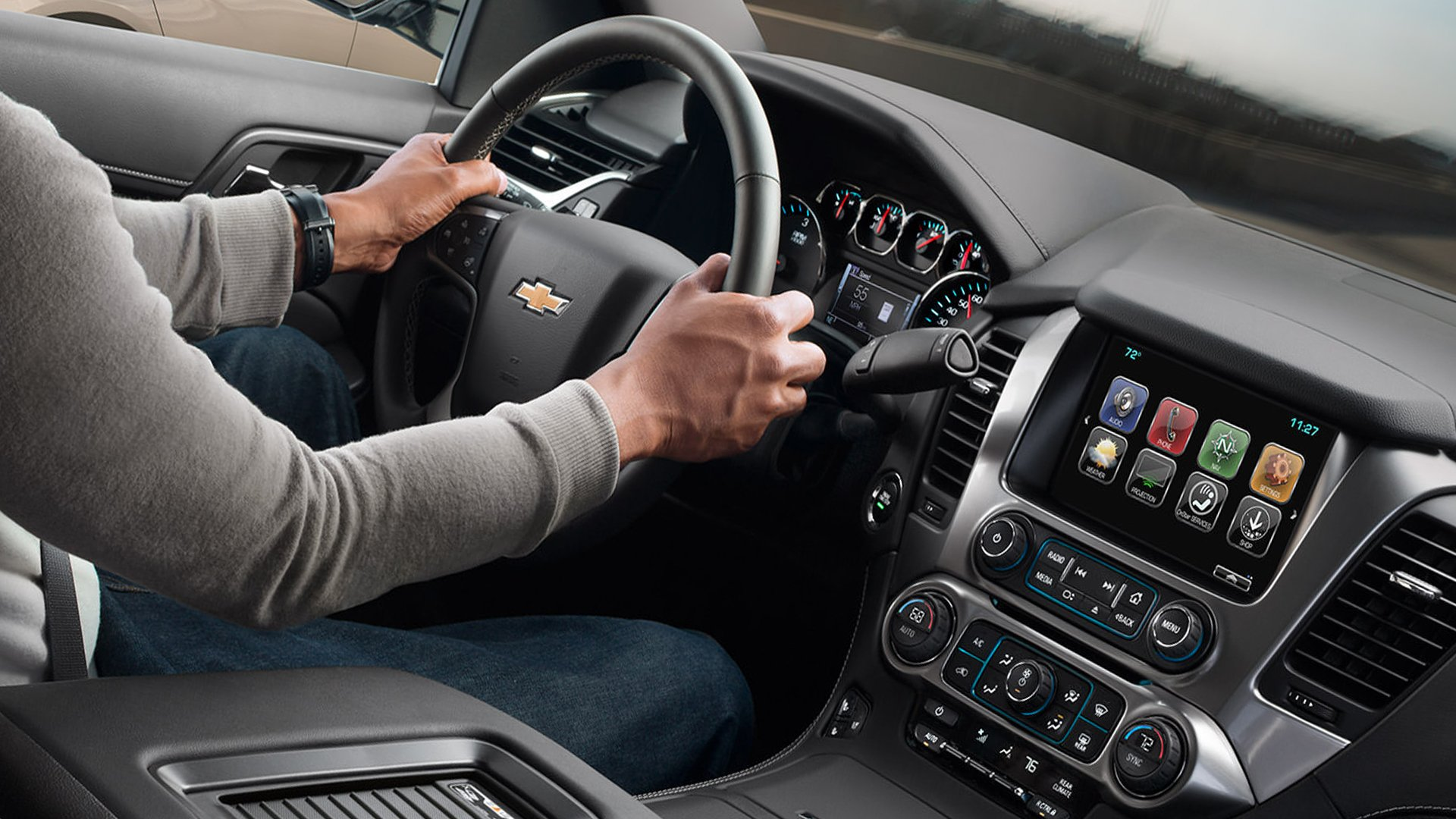 New 2019 Chevrolet Tahoe Interior Design