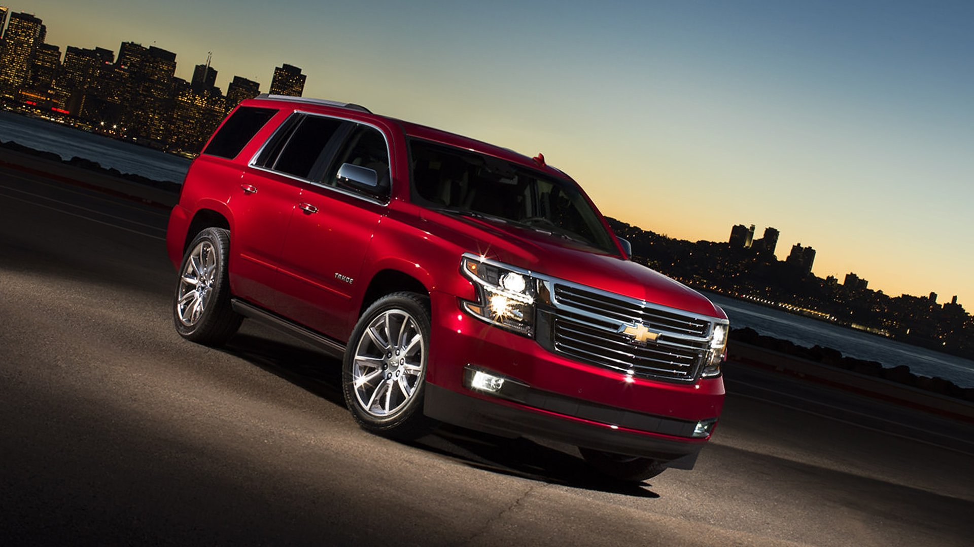 New 2019 Chevrolet Tahoe Redesign