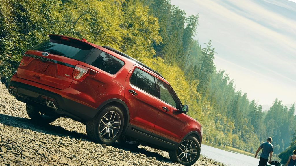 New 2019 Ford Explorer Specs Features