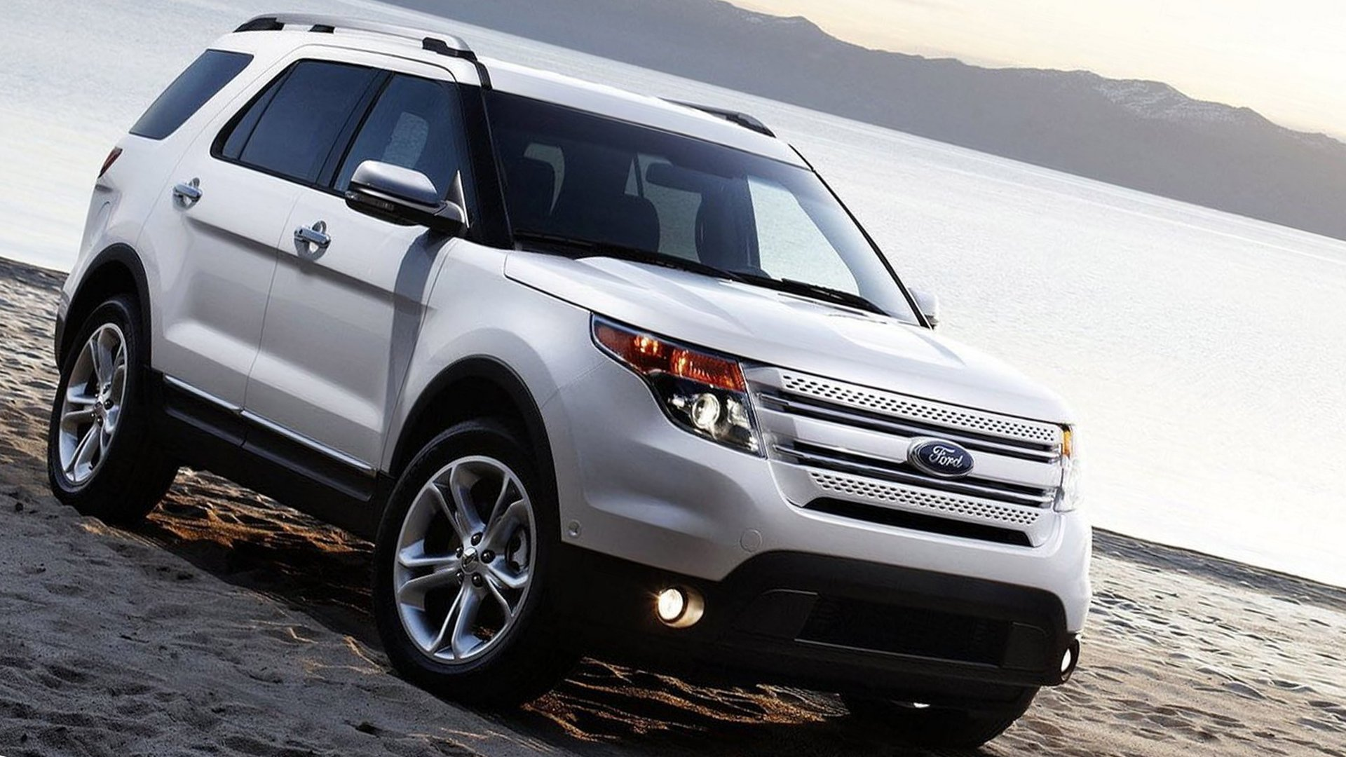 New 2019 Ford Explorer Wallpaper HD Desktop