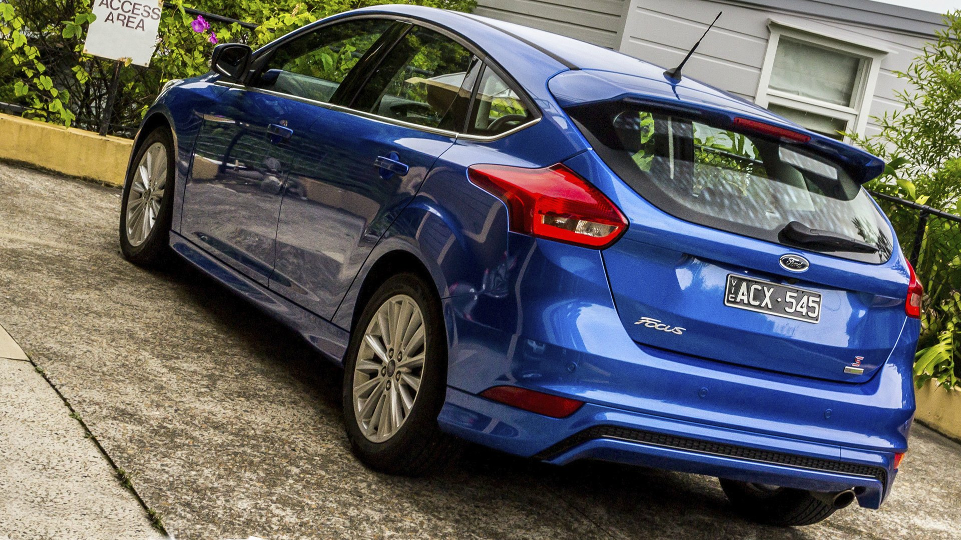 New 2019 Ford Focus Exterior Changes