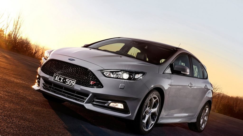 New 2019 Ford Focus First Pictures