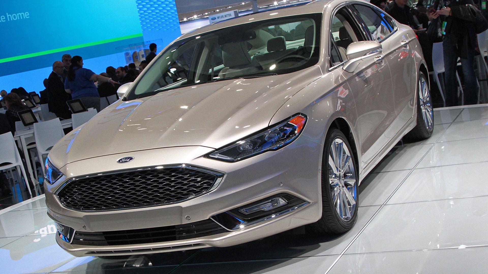 New 2019 Ford Mondeo First Pictures