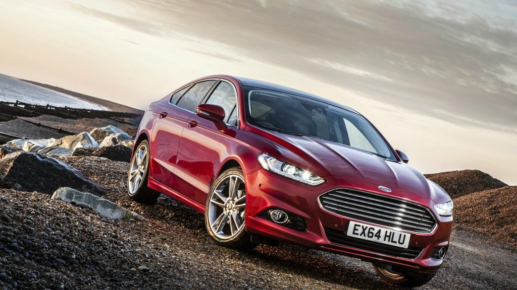 New 2019 Ford Mondeo Review