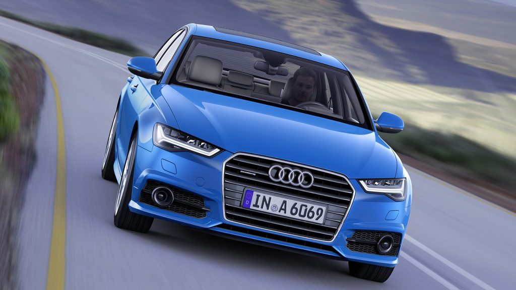 Audi A6 2018 Rumors News HD