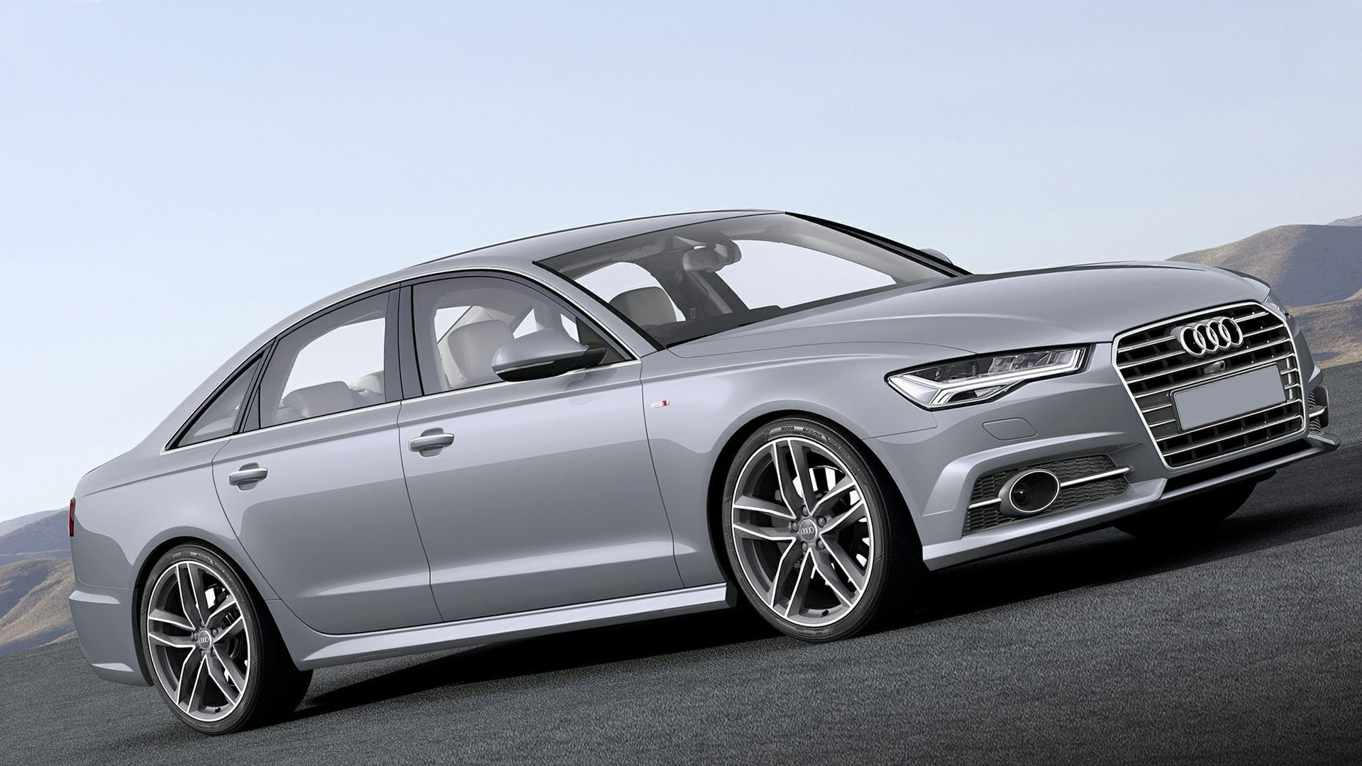 Audi A6 Turbo HD