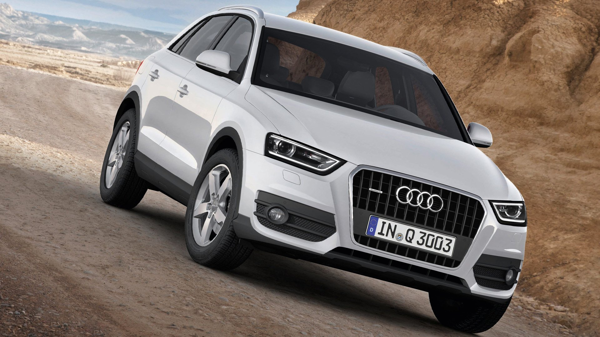 Audi Q5 Turbo Concept HD