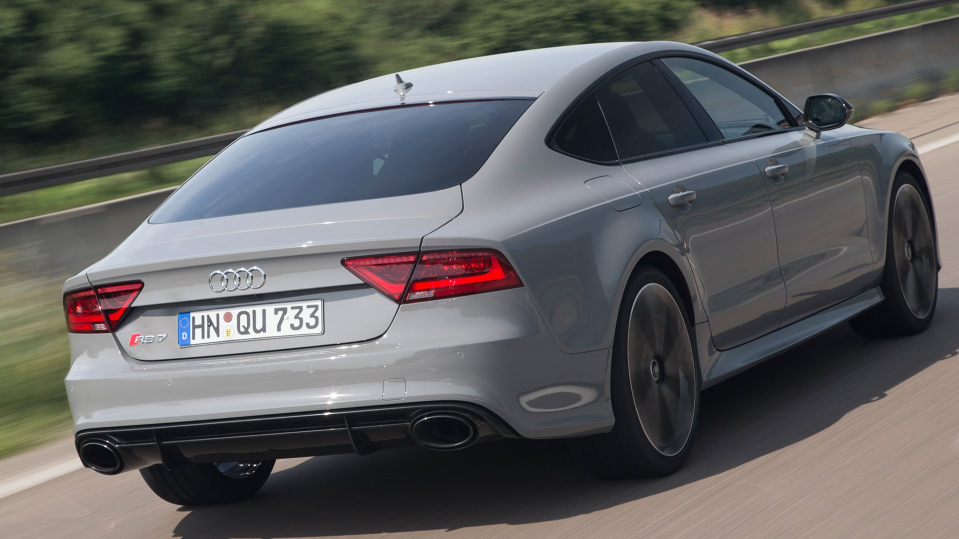 Audi RS7 2018 Redesign Specs HD