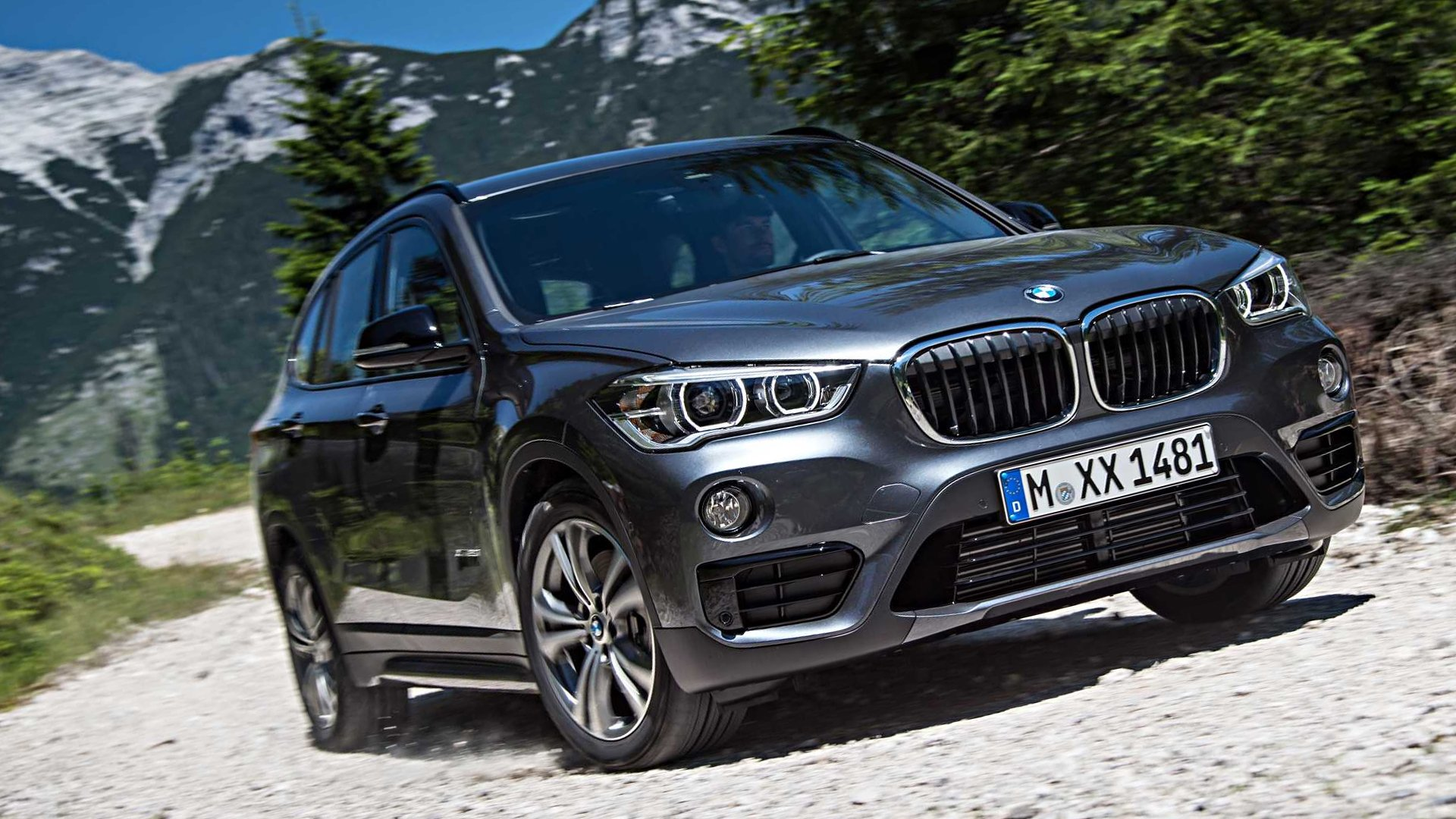 BMW X5 2018 Black HD