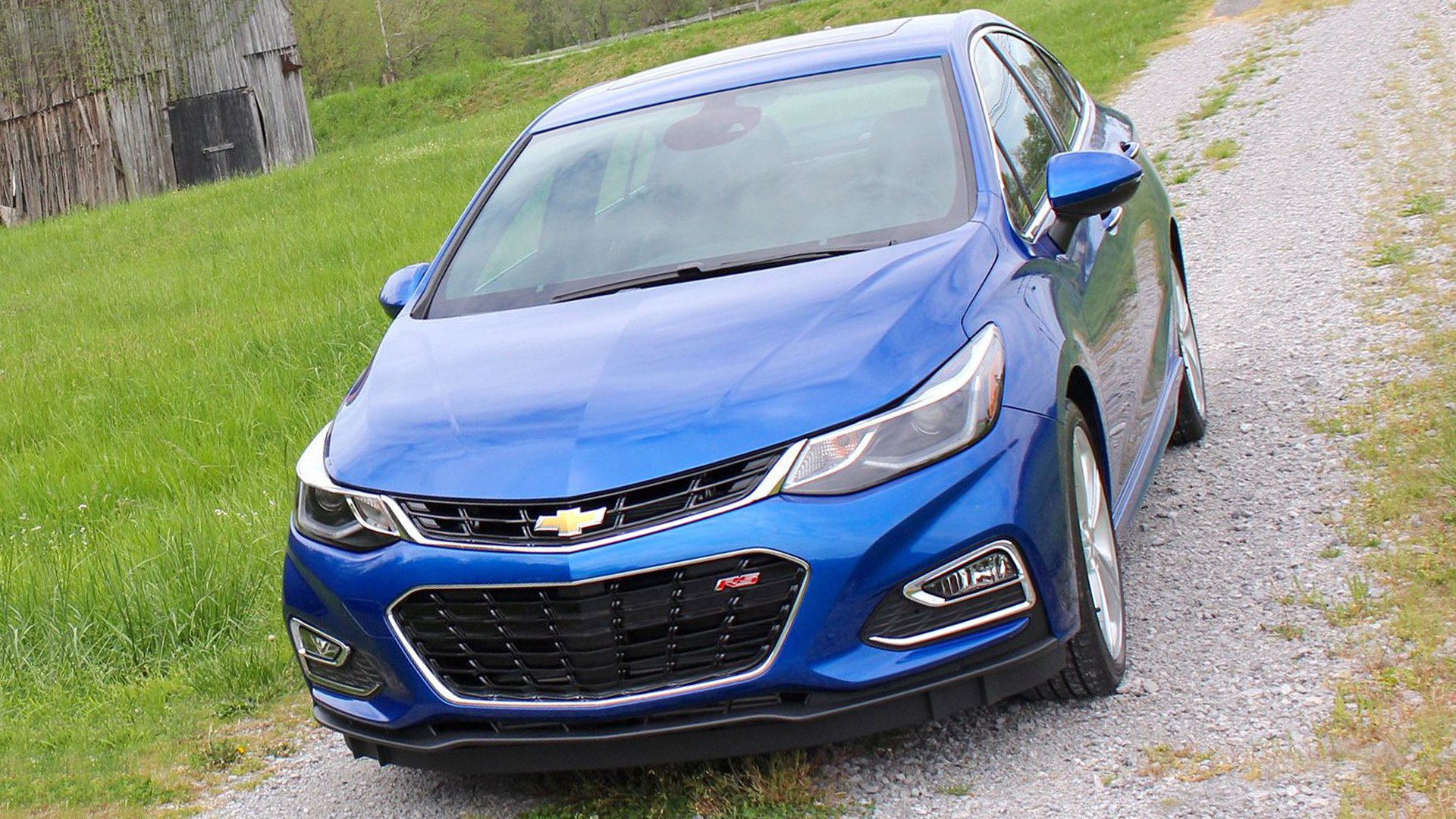 Chevrolet Cruze 2018 Model Redesign Full HD