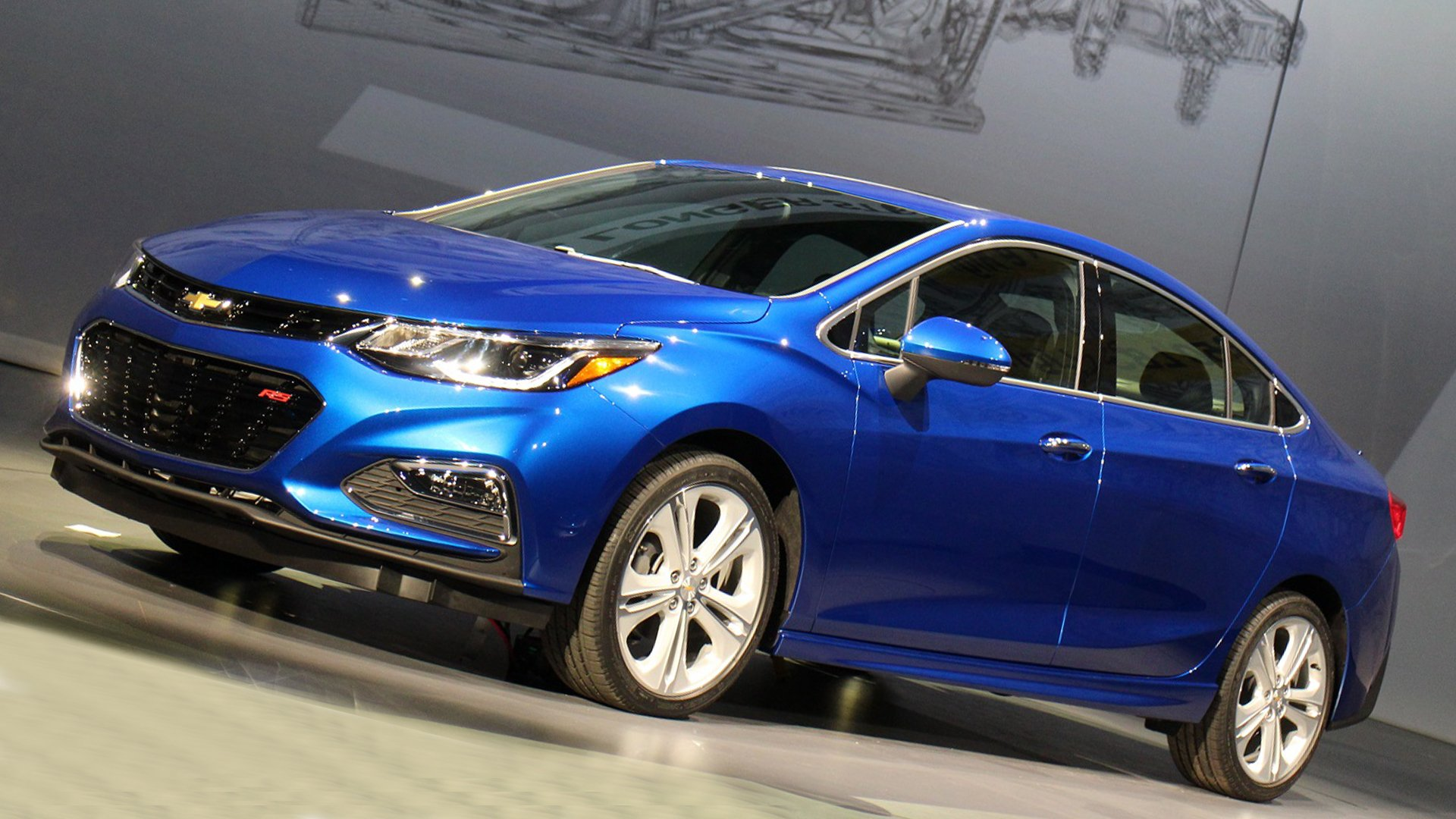 Chevrolet Cruze Restyling Modified Full HD