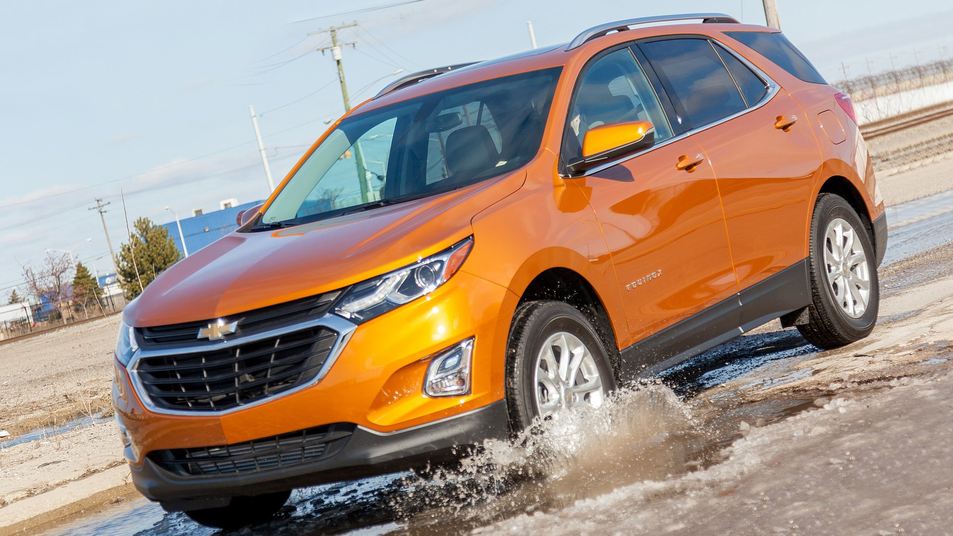 Chevrolet Equinox Crossover USA HD